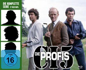 Die Profis The Professionals Lewis Collins