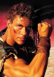 Cannon Films Jean-Claude Van Damme