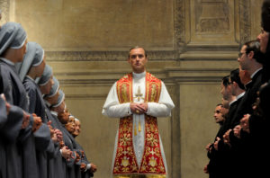 Young Pope Jude Law