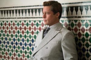 Brad Pitt Allied