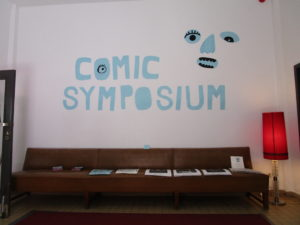 7. Comic Symposium in Saarbrücken