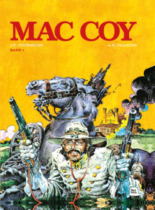Comic Klassiker Mac Coy