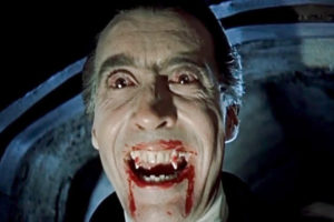 Hammer Films Dark Glamour Christopher Lee Peter Cushing