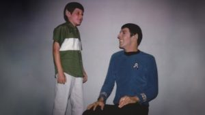 Leonard Nimoy Adam Nimoy For the Love of Spock
