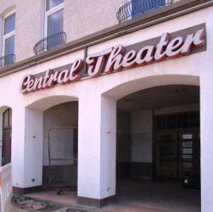 Kino der der Kindheit Nostalgie St. Wendel Central-Theater