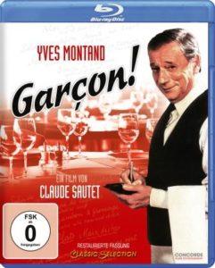 Yves Montand Claude Sautet Garcon!