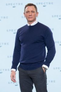 Daniel Craig 007 One more Bond 25