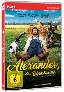Pidax Film Alexander der Lebenskünstler Philippe Noiret