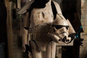 Star Wars Elstree 1976 Krieg der Sterne Stormtrooper