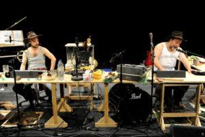 Winnetou Live Hörspiel Saarbrücken Feuerwache
