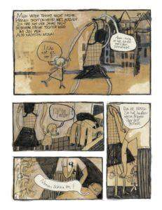 Dominique Goblet: So tun als ob heißt lügen. Avant-Verlag