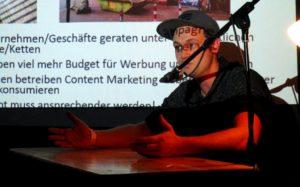 Cinefonie Markus Trennhäuser Foto: Tobias Keßler Kino trifft Musik: der 3. Cinefonie-Tag in Saarbrücken (14.10.17)