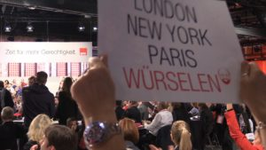 Neue Wut Martin Keßler AfD G20 Helmut Kohl SPD Parteitag Martin Schulz