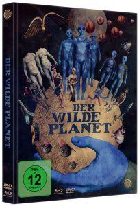 """""""Der wilde Planet"""" René Laloux Roland Topor Camera Oscura Mediabook"""