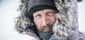 Mads Mikkelsen als Overgard. Foto: Koch Films Arctic